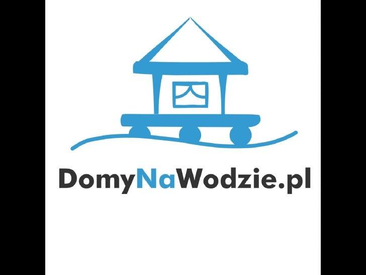 Dom nza wodzie z Wrocławia: Makieta, Rzuty I Przekroje.Ok