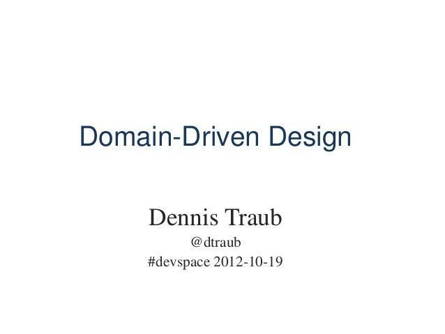 DDD Modeling Workshop