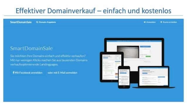 Effektiver Domainverkauf – einfach und kostenlos