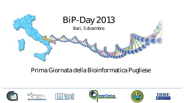 Domenica D'Elia – introduzione BiP-Day 2013