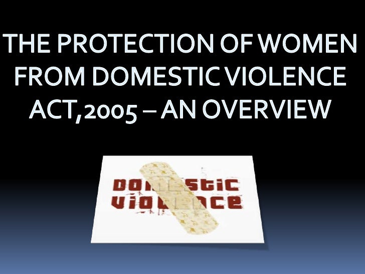 protecting women from domestic violence essay