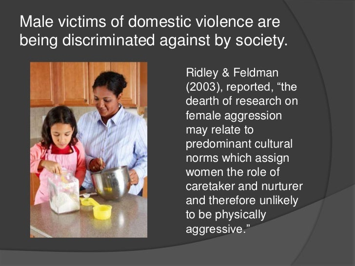 More than 40% of domestic violence victims are male ...