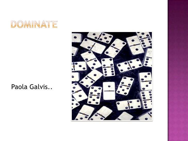 Paola Galvis..