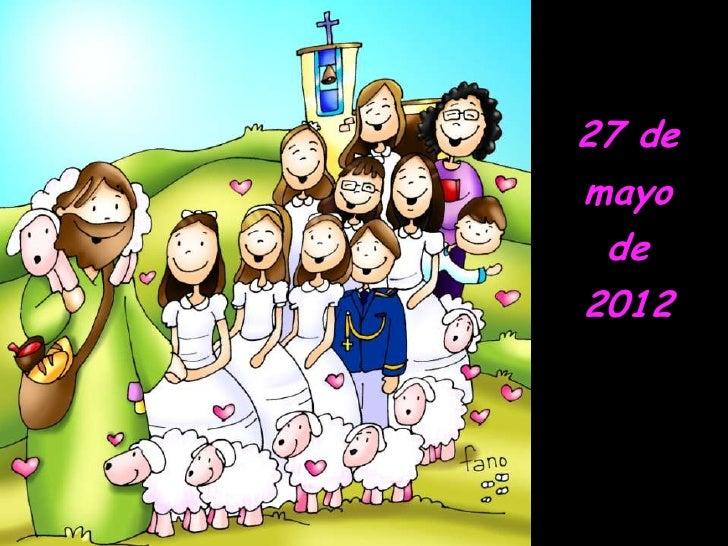 27 demayo de2012