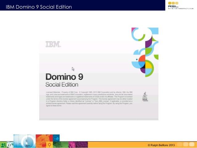 Domino 9 - Was ist neu?