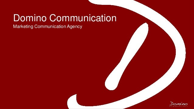 Domino CommunicationMarketing Communication Agency