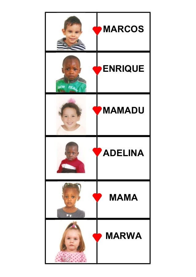 MARCOS ENRIQUE MAMADU ADELINA MAMA MARWA