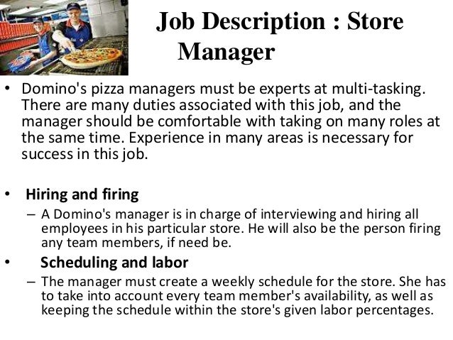 shift manager responsibilities so what does a product manager do – Store Manager Job Description