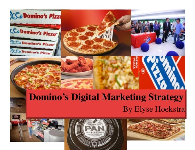 Domino's Digital Strategy