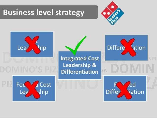 business strategy analysis dominos 16th chapter 5 objectives and strategies 16th chapter 6 strategy analysis and choice  16th chapter 10 business ethics  dominos supply chain strategy.
