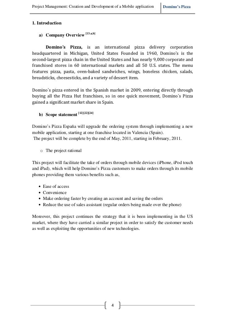 Dominos Nutritional Info