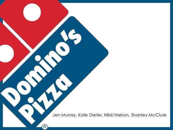 Dominos Pizza Turnaround, Reverse Engineered (visual deck)