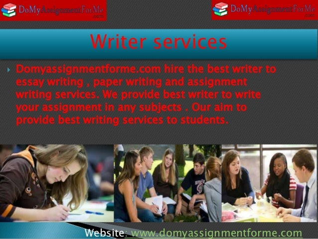 do my video assignment for me Do my video assignment for me - find out common tips how to get a plagiarism free themed essay from a experienced writing service commit your assignment to us and we will do our best for you get key advice as to how to get the greatest research paper ever.