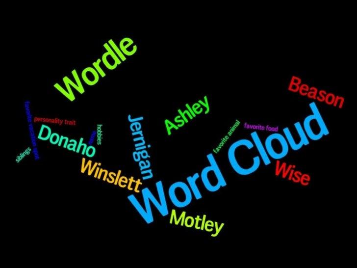 Donaho wordles