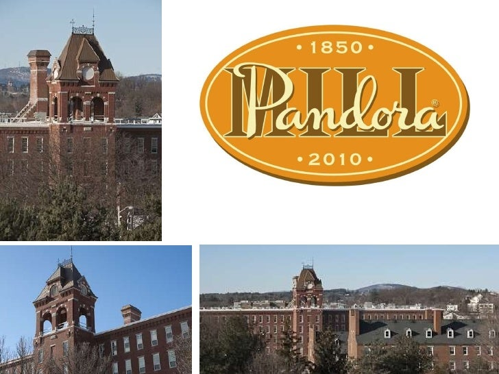 PechaKucha Breakfast - Pandora Mill presented by Don Clark