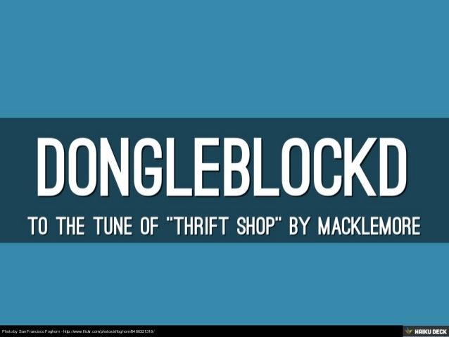 DongleBlokd
