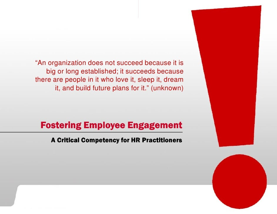 Donna Dickson on Employee Engagement