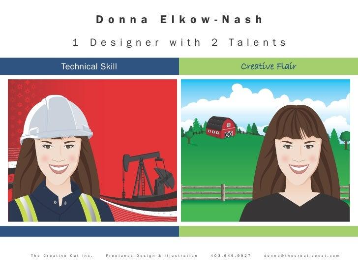 Donna Elkow-Nash Promotion