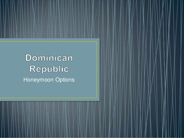 Donna Punta Cana Options