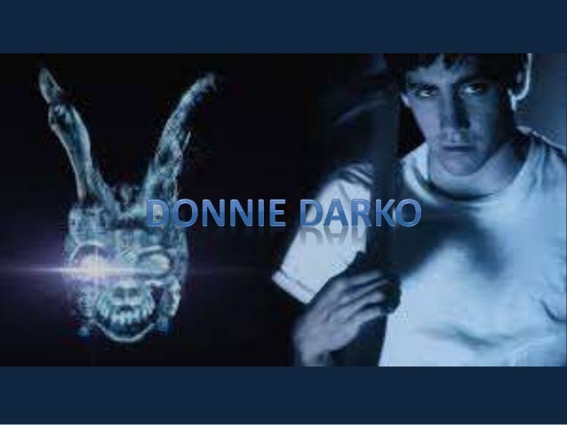 donnie darco analysis Christianity today has a nice analysis of the underappreciated donnie darko it's an unusual and worthwhile movie, with a lot of serious questions about god lurking.