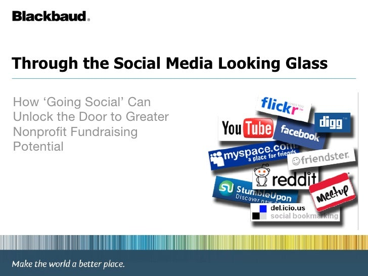 Donor engagement through social media! [v2]