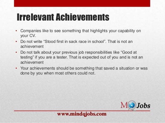 Scholastic achievements in resume | Amountartists.gq