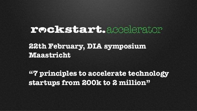 Don Ritzen op DIA-symposium 22-2-2013