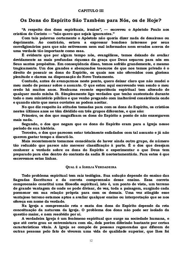 DONS ESPIRITUAIS_A_W_TOZER_Prof. Jamierson Oliveira
