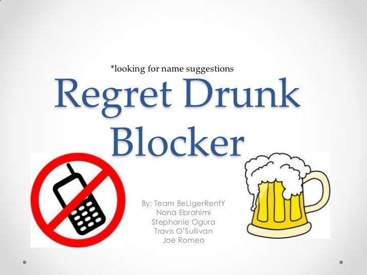 By: Team BeLIgerRentY<br />Nona Ebrahimi<br />Stephanie Ogura<br />Travis O'Sullivan<br />Joe Romeo<br />Regret Drunk Bloc...