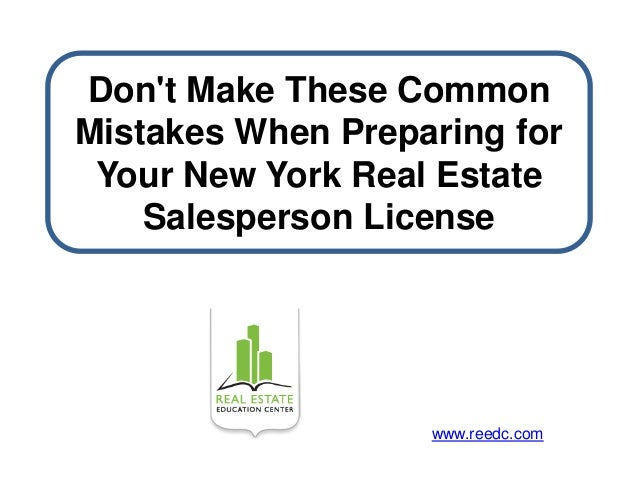how to get your real estate license in ny
