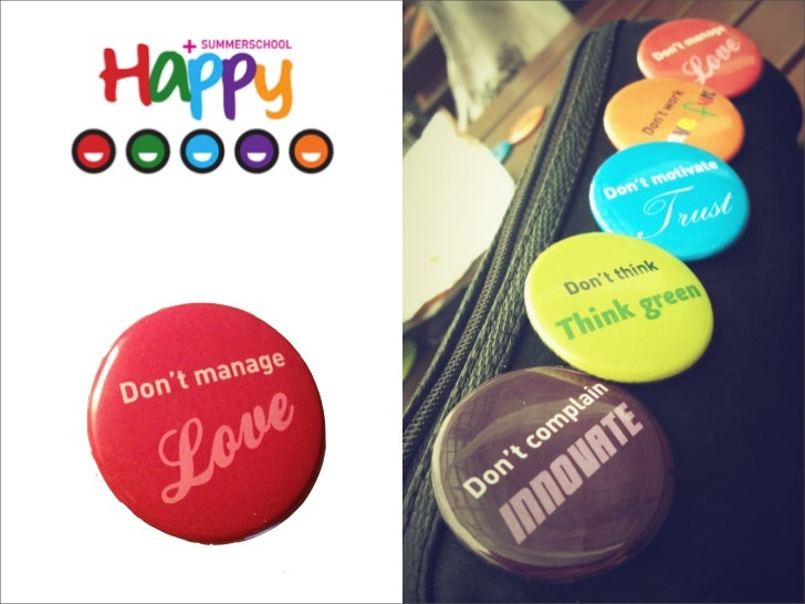 Dont manage, Love