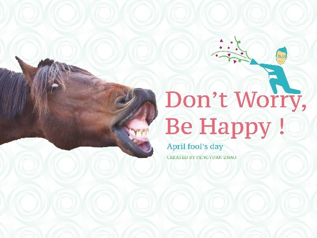 Dont worry, be happy ! _ The importance of Humour & laughter