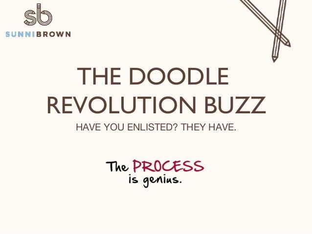 The Doodle Revolution Buzz