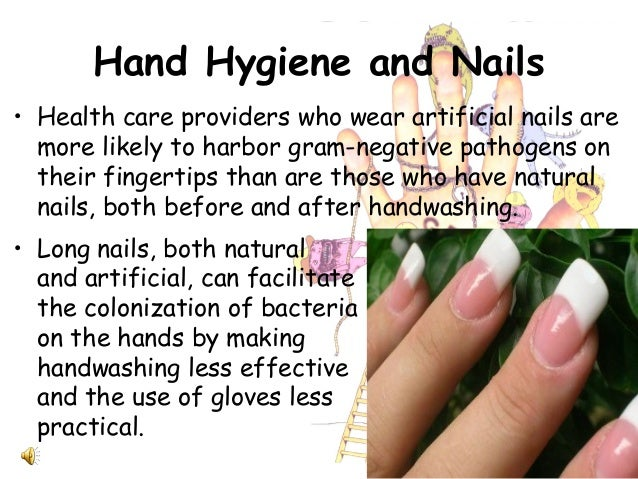 Long Natural Nails Care