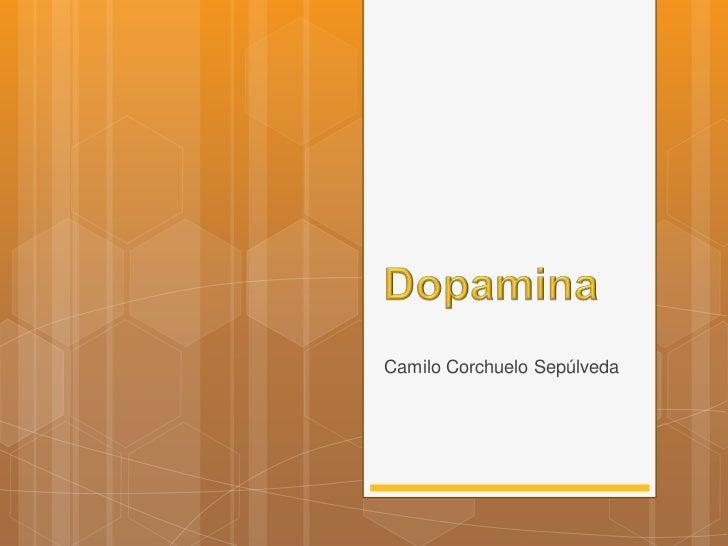 Dopamina y TDAH