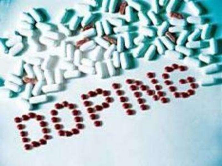 El Doping - Salud