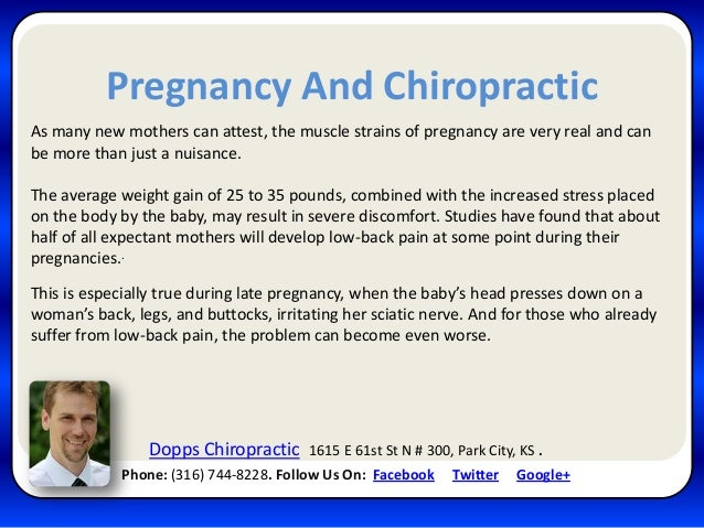 Dopps Chiropractic Expecting Moms Phone:(316) 744-8228