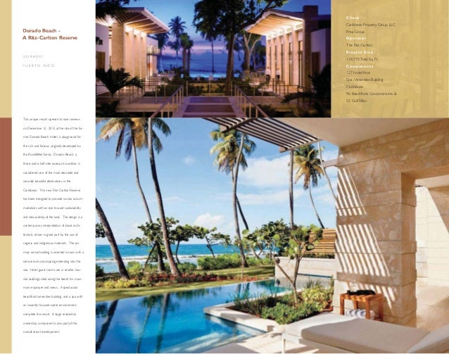 Client                                                   Caribbean Property Group LLCDorado Beach -                       ...