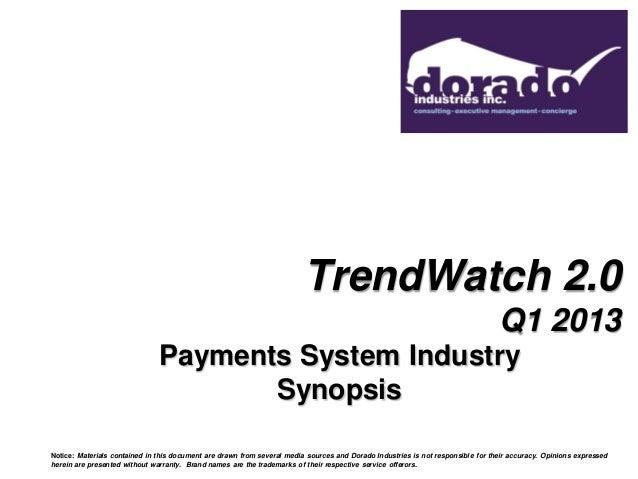 TrendWatch 2.0                                                                                                            ...