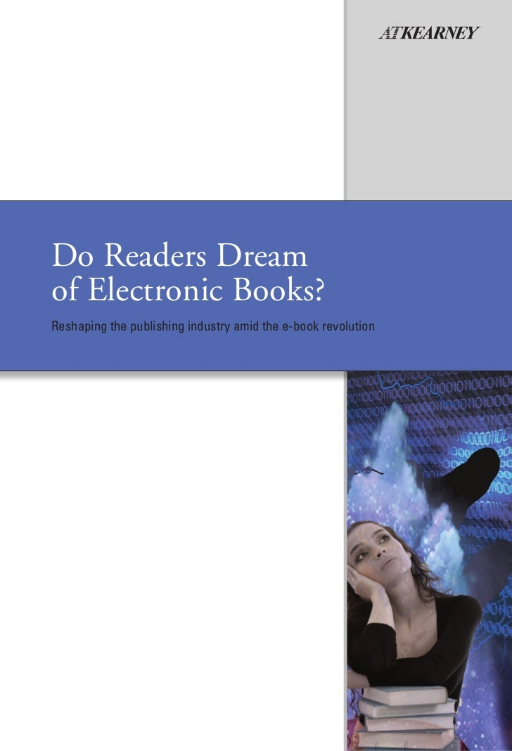 Do readers dream of e books (atkearney, febrero 2011)