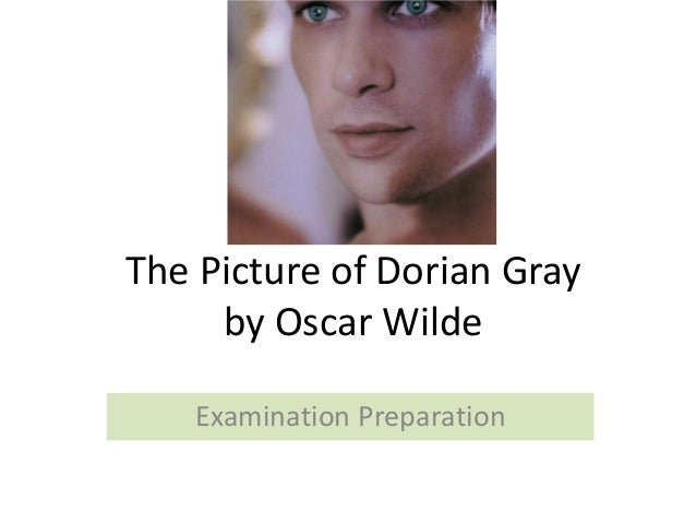essay on the picture of dorian grey