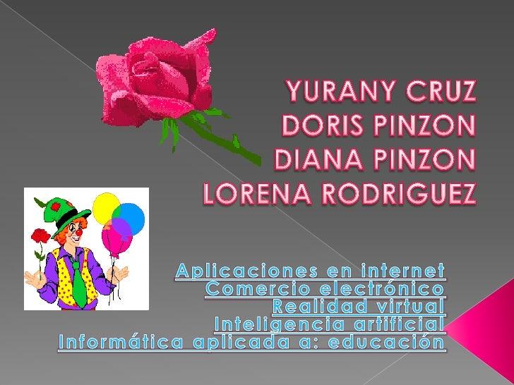 facebook                      Las aplicaciones en           Motores  Correoelectrónico                          internet s...