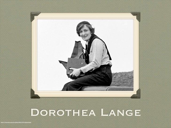 Dorothea Langehttp://www.loc.gov/rr/print/list/128_migm.html
