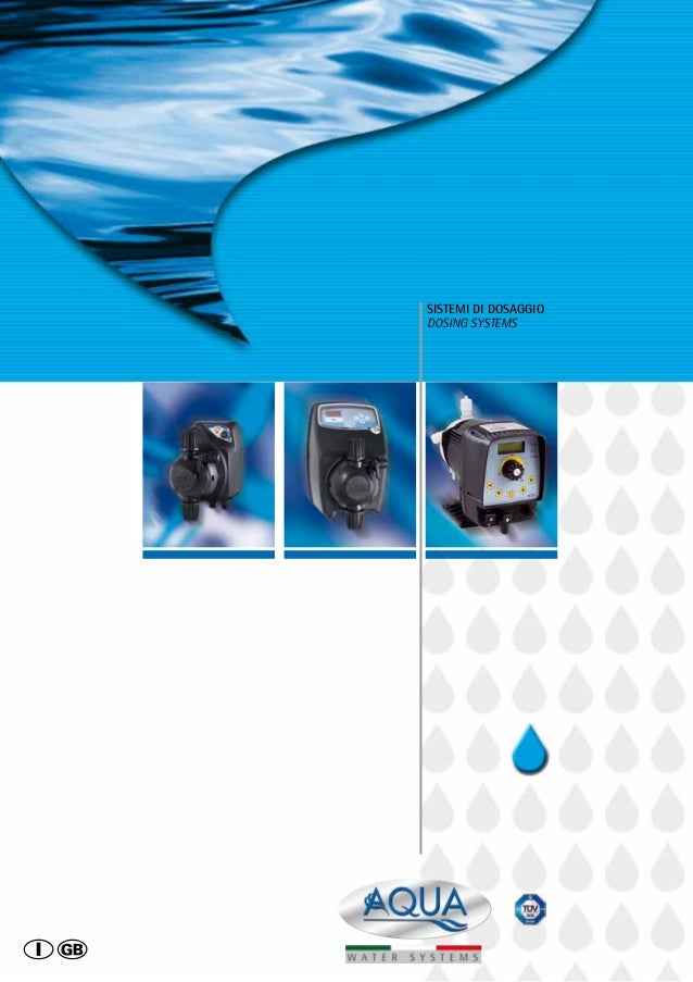 Dosing systems pdf document aqua middle east fzc