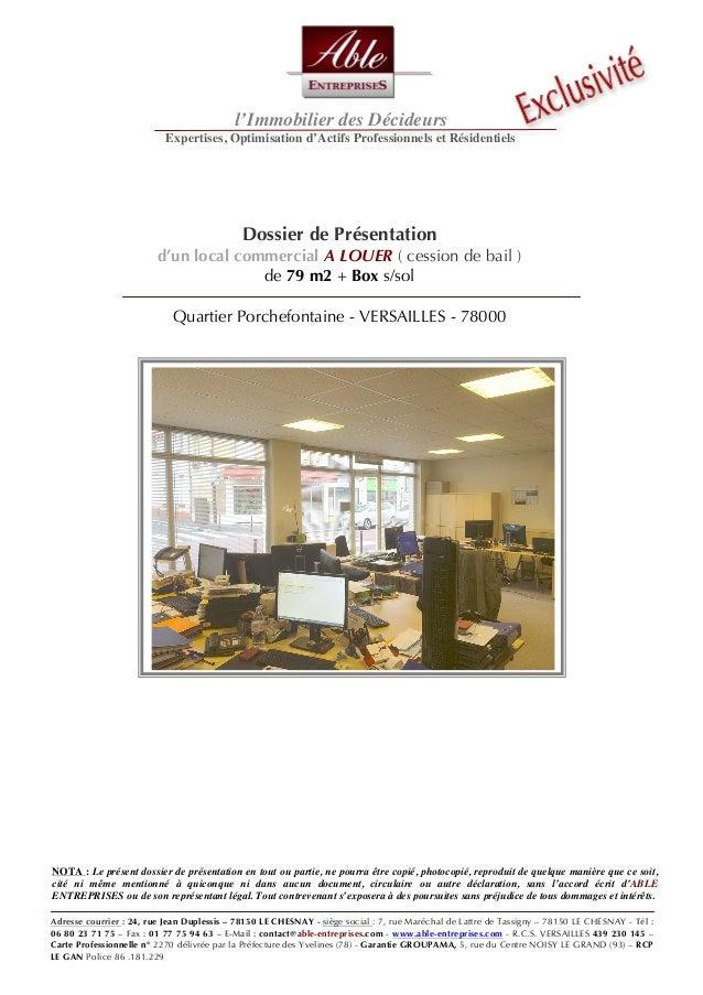 l'Immobilier des Décideurs Expertises, Optimisation d'Actifs Professionnels et Résidentiels Adresse courrier : 24, rue Jea...