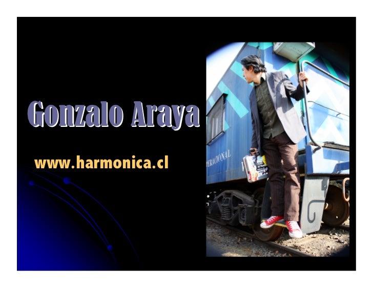 Dossier: Gonzalo Araya