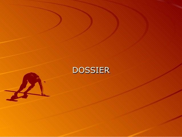 DOSSIERDOSSIER