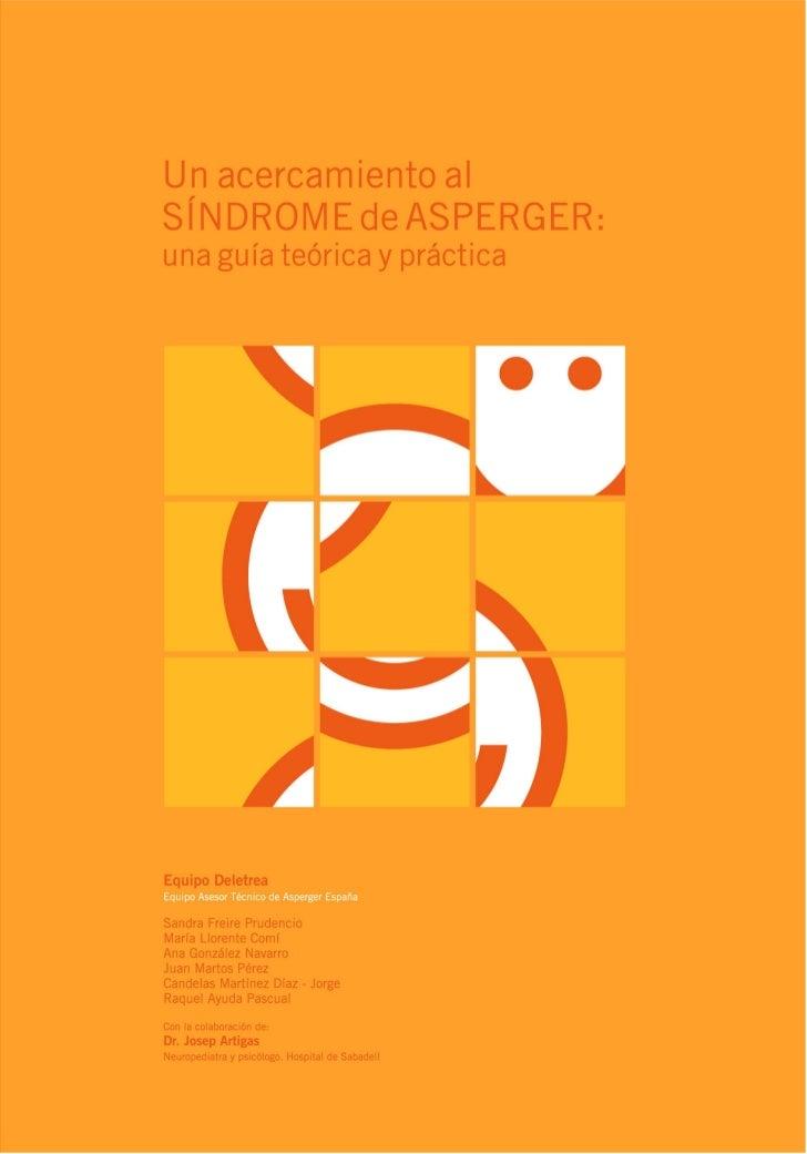 Un acercamientoal SÍNDROME DE ASPERGER:una guía teórica y práctica