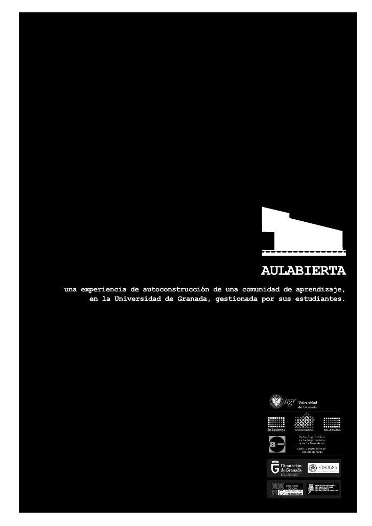 Dossier AULABIERTA