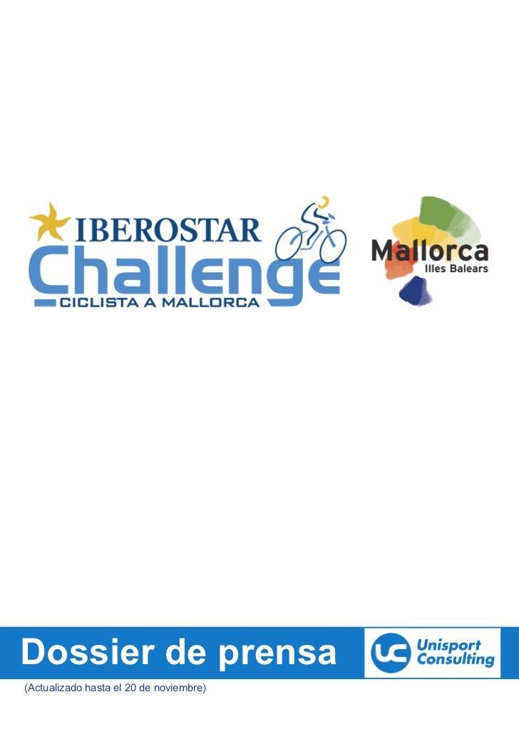 Dossier challenge-2012-pliegos
